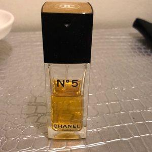35ML Chanel number 5 Eau De Toilette